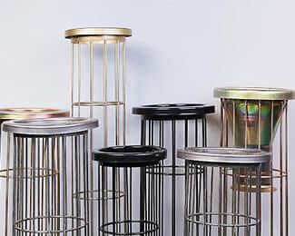 Hengke filter bag cages